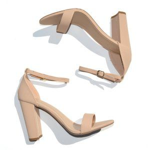 Ankle Strap High Heels Size 11